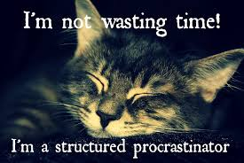 http://blog.classof1.com/how-to-procrastinate-efficiently/