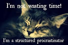 http://blog.classof1.com/how-to-procrastinate-efficiently/