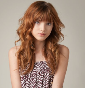 Bella Thorne for Jessica O'Donnell